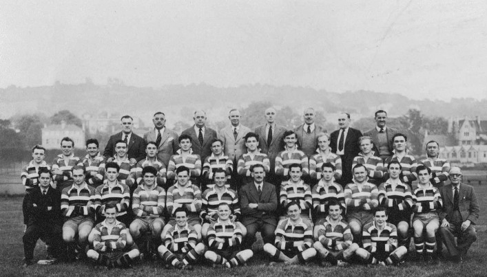 1950 Bath Team
