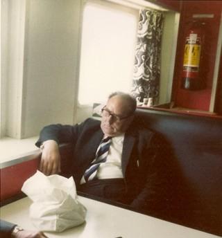 Administrator Harry Padfield