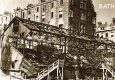 1942 North Stand (Bomb damaged)