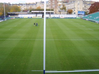 2012 - The Rec from the South end
