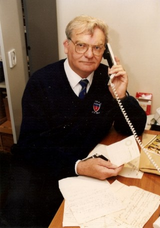 Historian Peter Hall