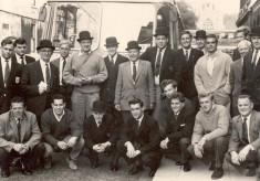 1960 Cheshire Tour