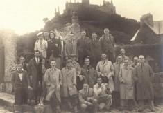 1935 Cornish Tour