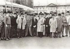 1963 Germany Tour
