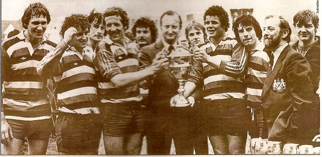 A SEVENS TROPHY IN THE EARLY 1980s