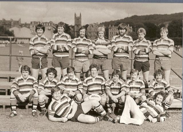 1976 Bath United XV