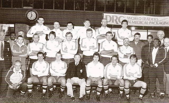 Bath v Public Schools Wanderers 1988
