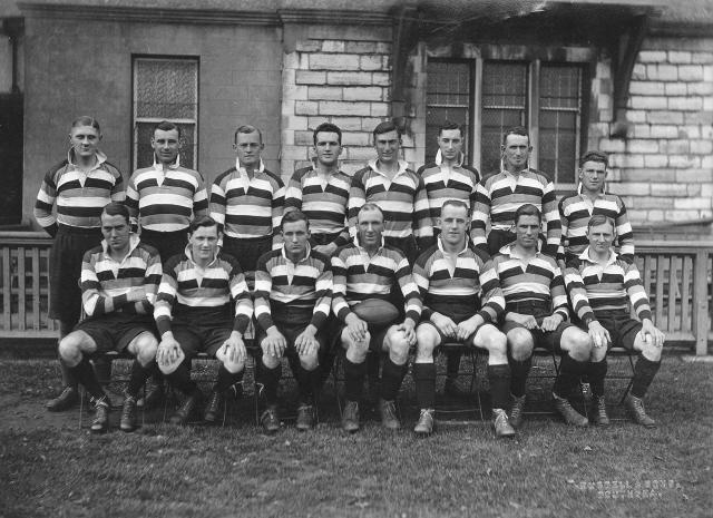 Team 1931 v United Services