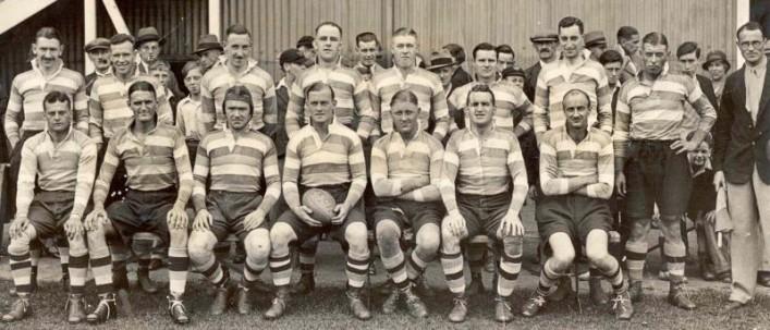 1934 Bath Team
