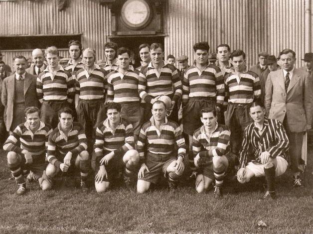 Bath Team 1950