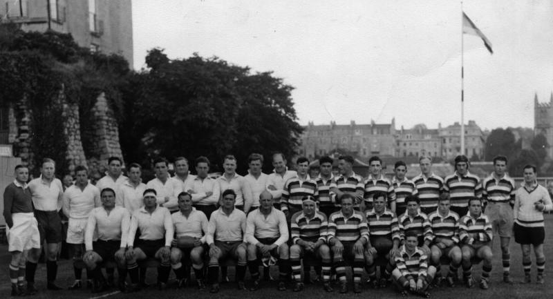 Team 1952 v Bristol 1