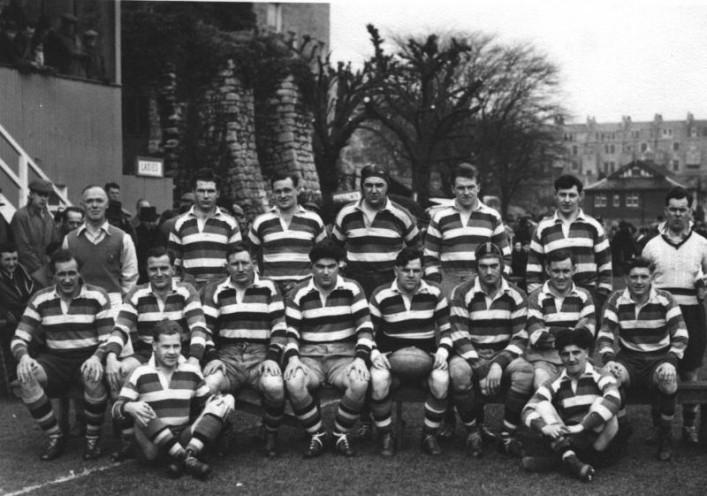1954  Bath v Bristol