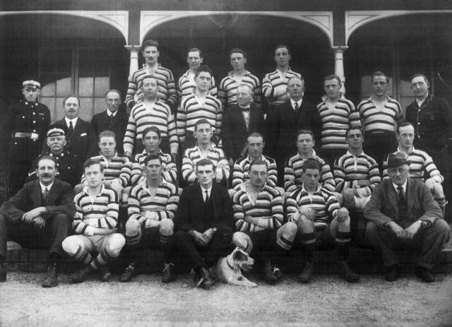 Team Photograph 1920-21