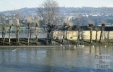 Once more the Recreation Ground succumbs to flood water