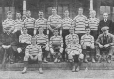 1910 Bath Football Club Team