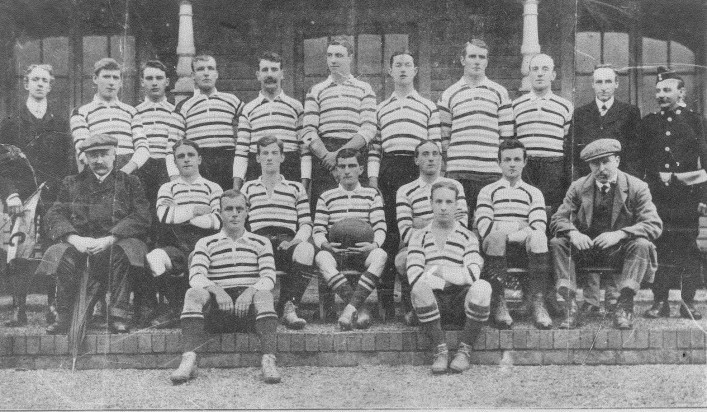 1910 Team photograph