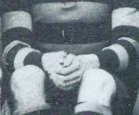 Frederick Belson The Club's First British Lion.