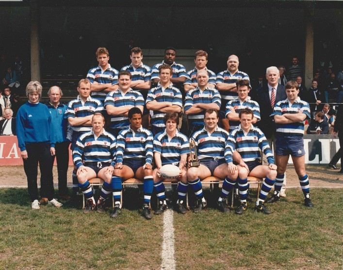 1990-1991 Courage League Champions