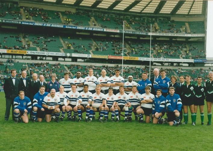 1992 Pilkington Cup Winners