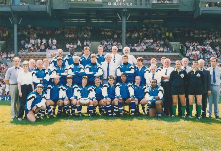 1990 Pilkington Cup winners
