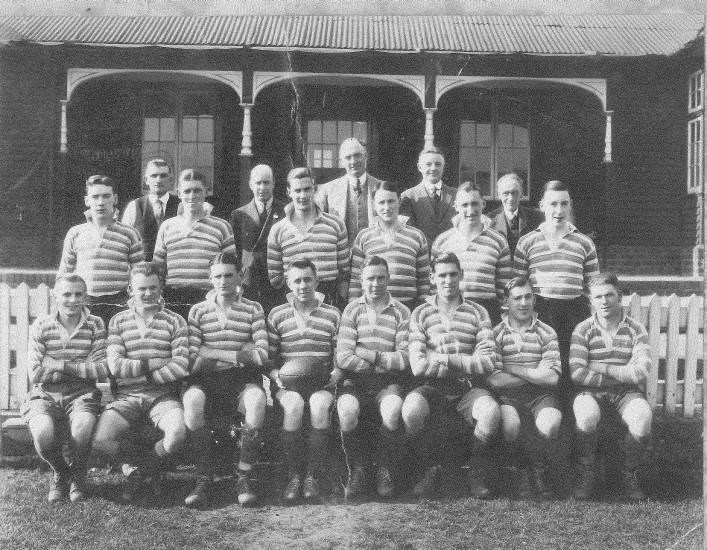 Team photograph 1920