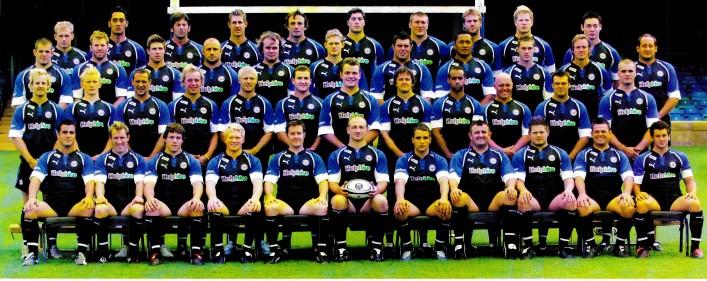 Team photo 2007 2007