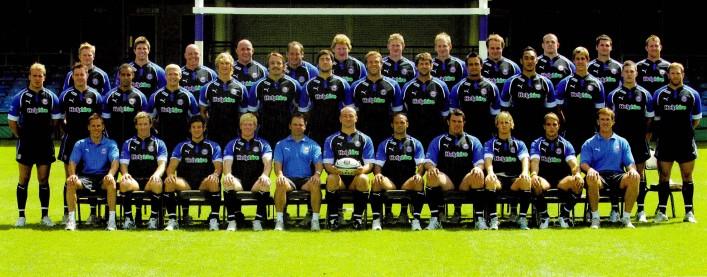 Team photo 2007 2008