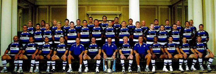 Team photo 2008 2009