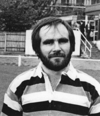 Player Jim Waterman