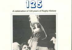 Bath Football Club 125 Years Celebration 1990