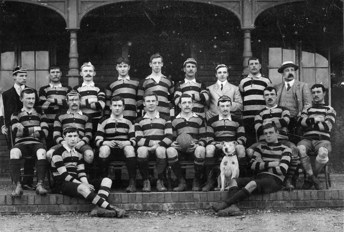 Bath Squad 1899-1900