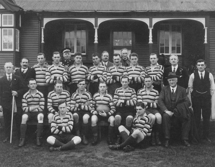 1922-1923 Bath Team