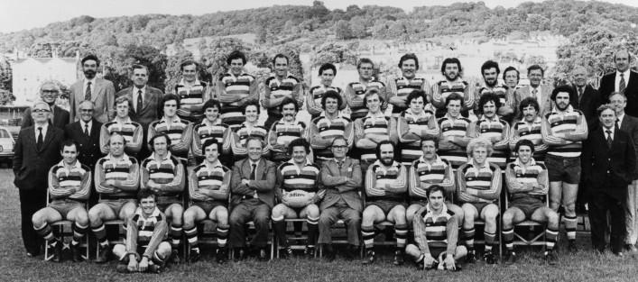 1979-1980 Bath Squad