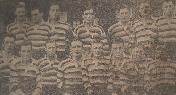 1925 Bath team photograph