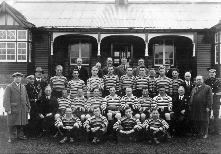 1926-27 Bath Team