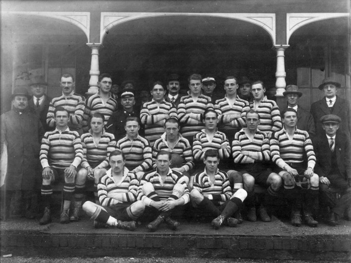 1921-22 Bath Team