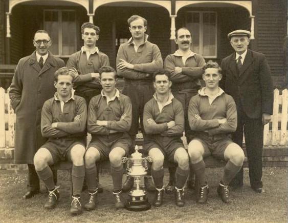 1948 Somerset 7's winners
