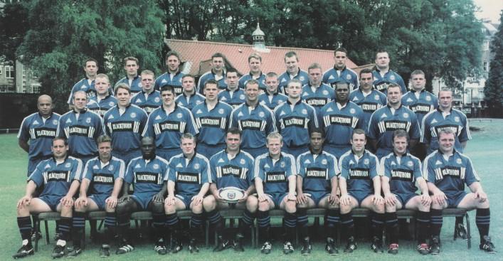 2000-2001 Bath Rugby Squad