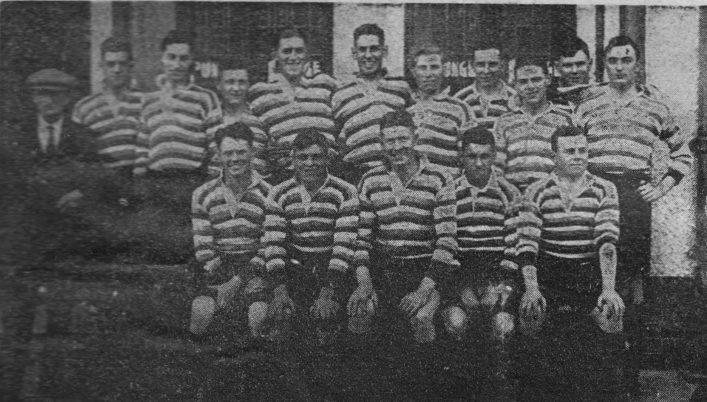 1928 6 October Bath A v Glamorgan Wanderers
