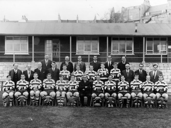 1966-67 Bath Squad
