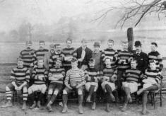 1891 Bath Team