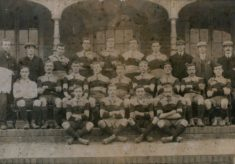 1905-1906 Bath A team