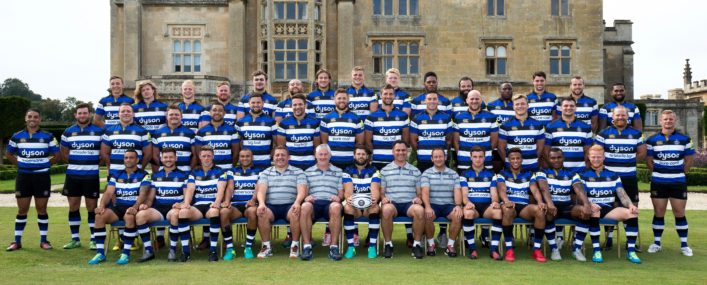 2016 2017 Bath Rugby Squad   Photo by: Rogan Thomson / JMP / Onside Images