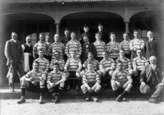 1913-1914 Bath Team