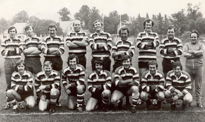 1973 1st September Bath v Pontypool