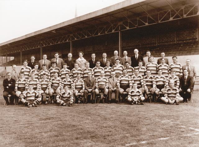 1960 1961 Bath Squad Photograph