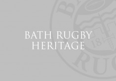 10th January 2020 Bath v Harlequins - Champions Cup Programme