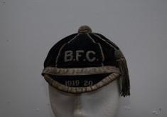 Bath Football Club Cap 1919/20