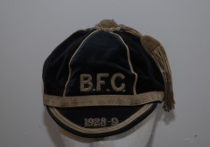 Bath Football Club Cap 1928/29