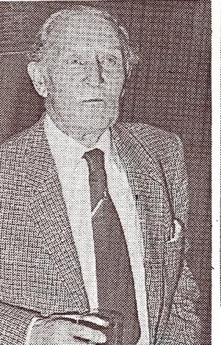 Administrator Cecil Dando